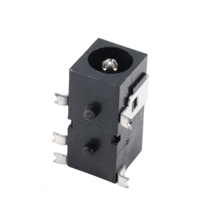 stereo female jack socket