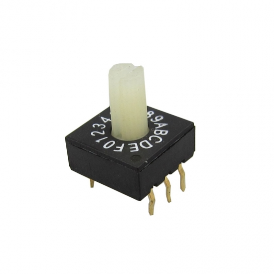 rotary dip switch