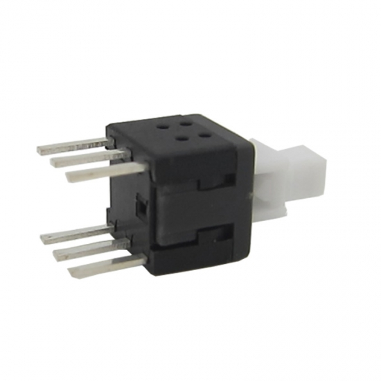 Self locking switch