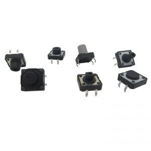 12mm x 12mm tact switches