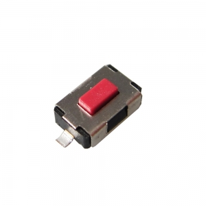 Red Button Tact Switch