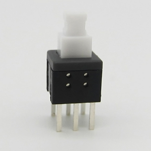 Non-Locking Push Button Switch
