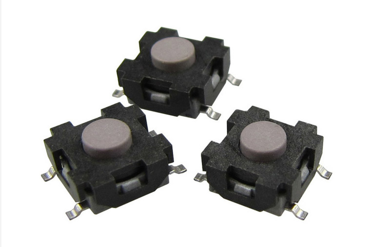 New product launch: KSS7W waterproof tact switch for high level waterproof design requirements