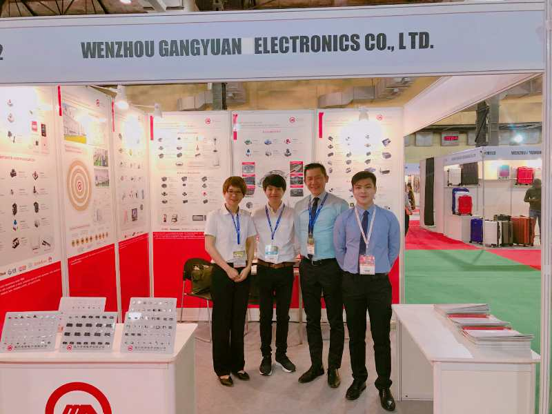 India Electronics Exhibition Report